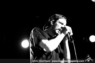 Hooded Justice - at The Glass House - Pomona, CA - June 18, 2011