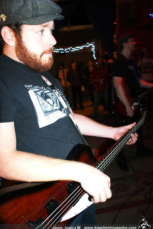 Henchman 21 CD Release Party with Danger Friends USA - Lysolgang - Majorelle - at Beer City Studio - Van Nuys, CA - September 24, 2011
