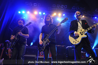 JUSTICE TONIGHT - featuring Mick Jones & Friends - at The Abc - Glasgow, Scotland - December 10, 2011