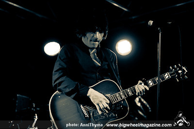 Jesse Malin and The St. Marks Social - at The Slidebar - Fullerton, CA - August 5, 2011