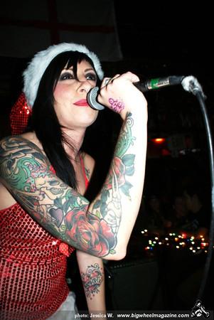Dirty Santa's - at Old Towne Pub - Pasadena, CA - December 17, 2011