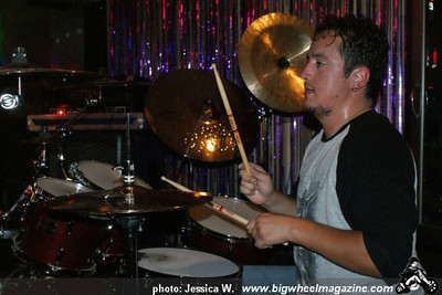 Majorelle - at All Star Lanes - Eagle Rock, CA - August 19, 2011