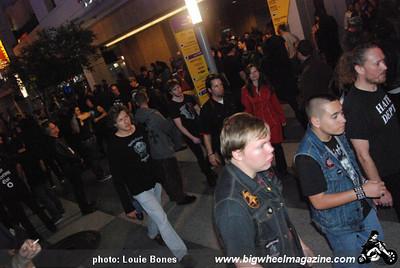 Motorhead - Clutch - Valient Thor - at Club Nokia - Los Angeles, CA - March 11, 2011