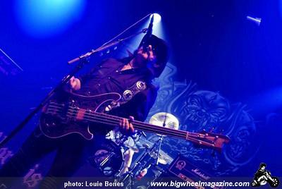 Motorhead - at Club Nokia - Los Angeles, CA - March 11, 2011
