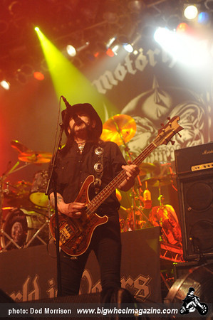 Motorhead - at The 02 Academy - Glasgow, Scotland - November 11, 2011