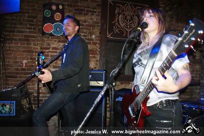The UVs - at Old Towne Pub - Pasadena, CA - June 10, 2011