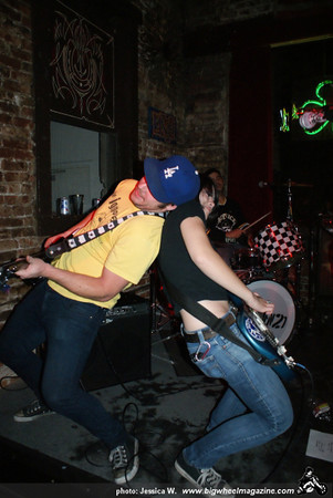 Henchmen 21 - at Old Towne Pub - Pasadena, CA - June 10, 2011