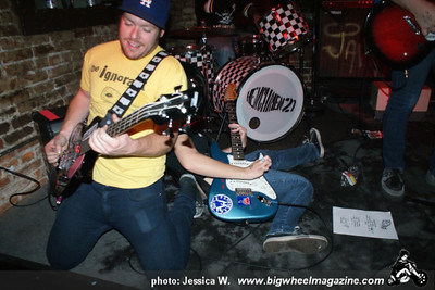 Henchmen 21 - at Old Towne Pub - Pasadena, CA - June 10, 2011