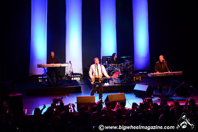 Orchestral Manoeuvres in the Dark - at The Music Box - Los Angeles, CA - March 25, 2011
