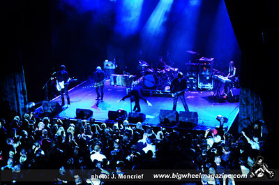 The Psychedelic Furs - at The Music Box - Hollywood, CA - April 30, 2011