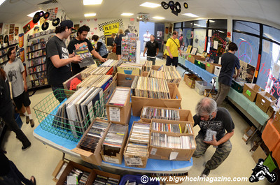 Rhino Records Pop Up Store - Los Angeles, CA - June 5, 2011