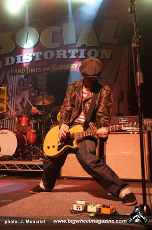 Social Distortion - Video Premier - Red Carpet Event - The Music Box - Hollywood, CA - April 21, 2011