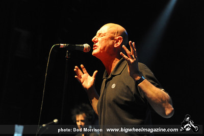 Steve Ignorant - The Last Supper - Final Ever Show - at Shepherds Bush Empire - London, England - November 19, 2011