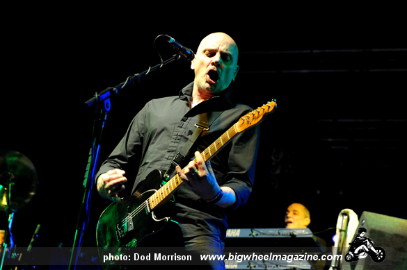 The Stranglers - at Wizard Festival - New Deer, Scotland - August 26, 2011