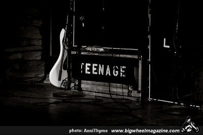Teenage Bottlerockets - at Cobra Lounge - Chicago, IL - October 7, 2011