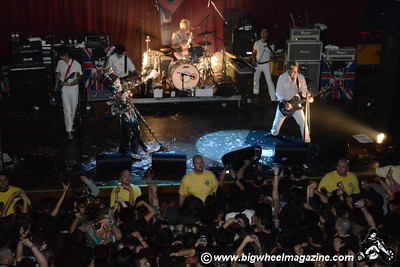 The Adicts - at House of Blues - Anaheim, CA - March 4, 2011