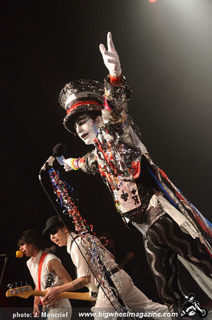 The Adicts - at The Ventura Theatre - Ventura, CA - March 27, 2011