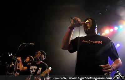 The Aquabats - Voo Doo Glow Skulls - Koo Koo Kangaroo - at The Music Box - Los Angeles, CA - February 11, 2011