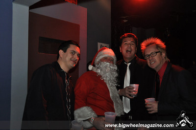 The BALL ball - Kicking Cancer in The Nut Benefit Show for Tony MIller - at The Airliner - Los Angeles, CA - December 22, 2011