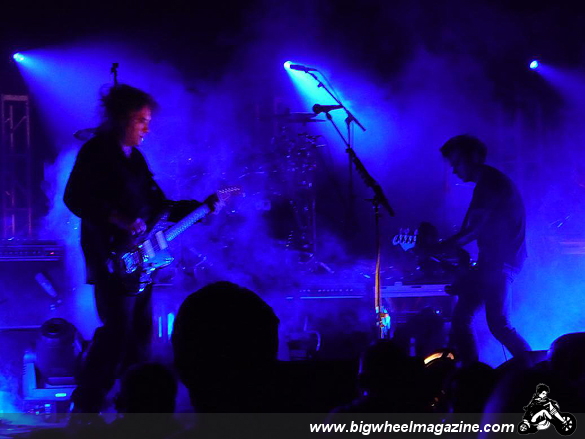 The Cure in Los Angeles 2011