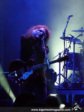 The Cure - Reflections' show - at The Pantages Theatre - Los Angeles, CA - November 21-22 2011