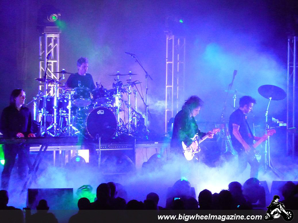 The Cure - Reflections' show - at The Pantages Theatre - Los Angeles, CA - November 21-22, 2011