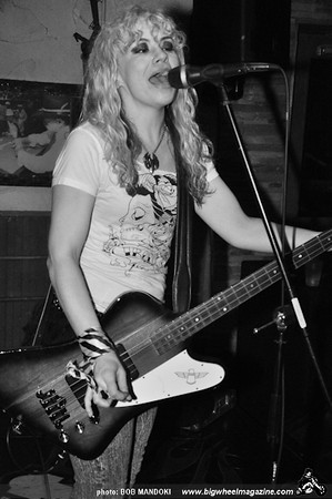 The Dollyrots - at The Bunk House - Las Vegas, NV - February 25, 2011
