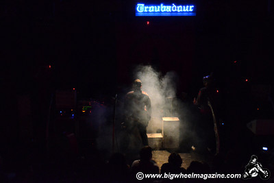The Phenomenauts - The Troubadour - Hollywood, CA - February 27, 2011
