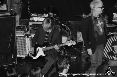 The Billy Bones - The Troubadour - Hollywood, CA - February 27, 2011