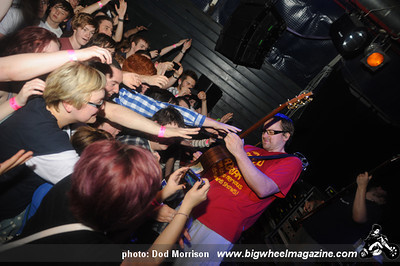 Wheatus - at The Tunnels - Aberdeen, UK - September 26, 2011
