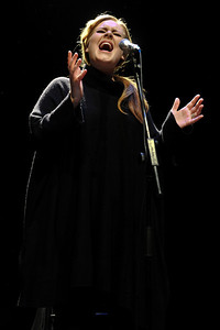 Adele performs at The Tabernacle, Notting Hill - 24/01/11