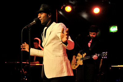 Aloe Blacc performs at Scala, London - 01/05/11