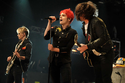 My Chemical Romance perform at BBC Radio 1's Big Weekend 2011 - 15/05/11