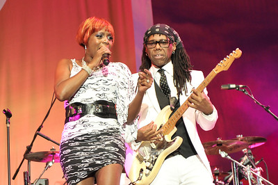 Chic perform at BBC Radio 2 Live, Hyde Park - 11/09/11