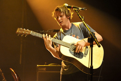 Ben Howard performs at Exeter Phoenix - 09/10/11