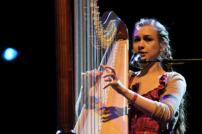 Joanna Newsom performs at End of the Road Festival 2011 - 04/09/11