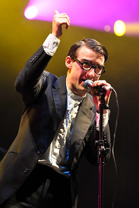 Spector perform at Hard Rock Calling 2011 - 24/06/11
