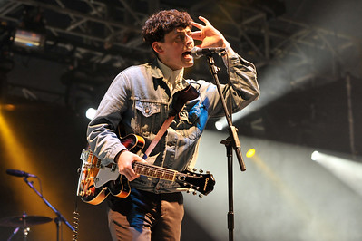 The Heartbreaks perform at Hard Rock Calling 2011 - 24/06/11