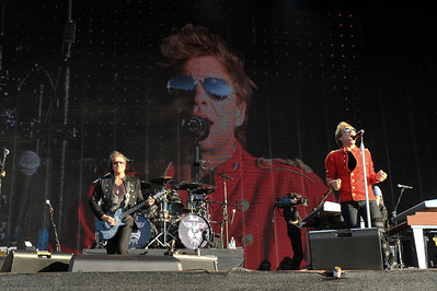 Bon Jovi perform at Hard Rock Calling 2011 - 25/06/11