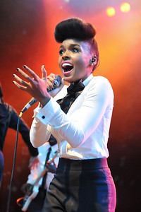 Janelle Monae performs at Shepherd's Bush Empire - 05/12/10