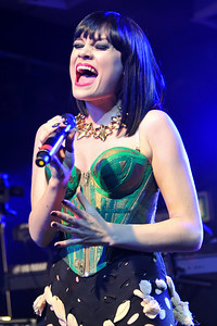 Jessie J performs at Scala - 17/01/11