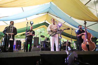 CW Stoneking performs at Latitude Festival 2011 - 16/07/11