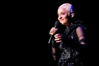 Mariza performs at QEH - 05/05/11