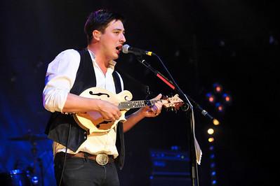 Mumford & Sons perform at New Wimbledon Theatre - 09/05/11