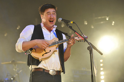 Mumford & Sons perform at New Wimbledon Theatre - 09/05/11