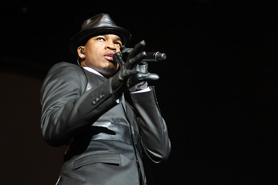 Ne-Yo performs at The O2 Arena, London - 27/02/11