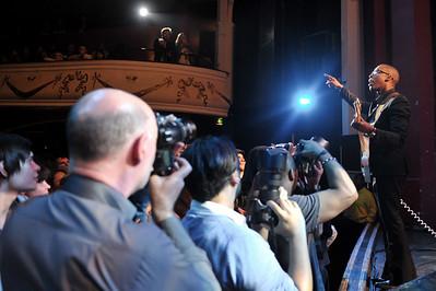 Raphael Saadiq performs at Shepherds Bush Empire - 28/04/11