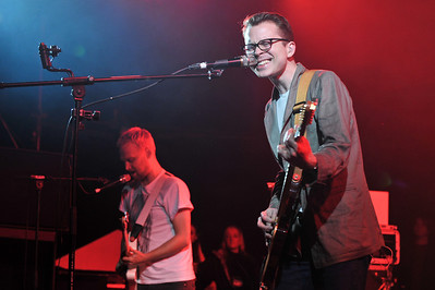 Tom Vek performs at Reading 2011 - 26/08/11