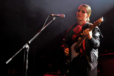 Anna Calvi performs at Reading 2011 - 26/08/11