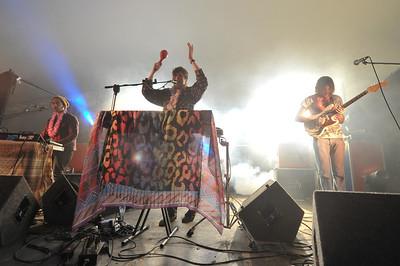 Fixers perform Reading Festival 2011 - 27/08/11